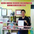คุณพงษ์ศิริ รับวีซ่าเรียนต่อนิวซีแลนด์ Aspire 2 International,Christchurch