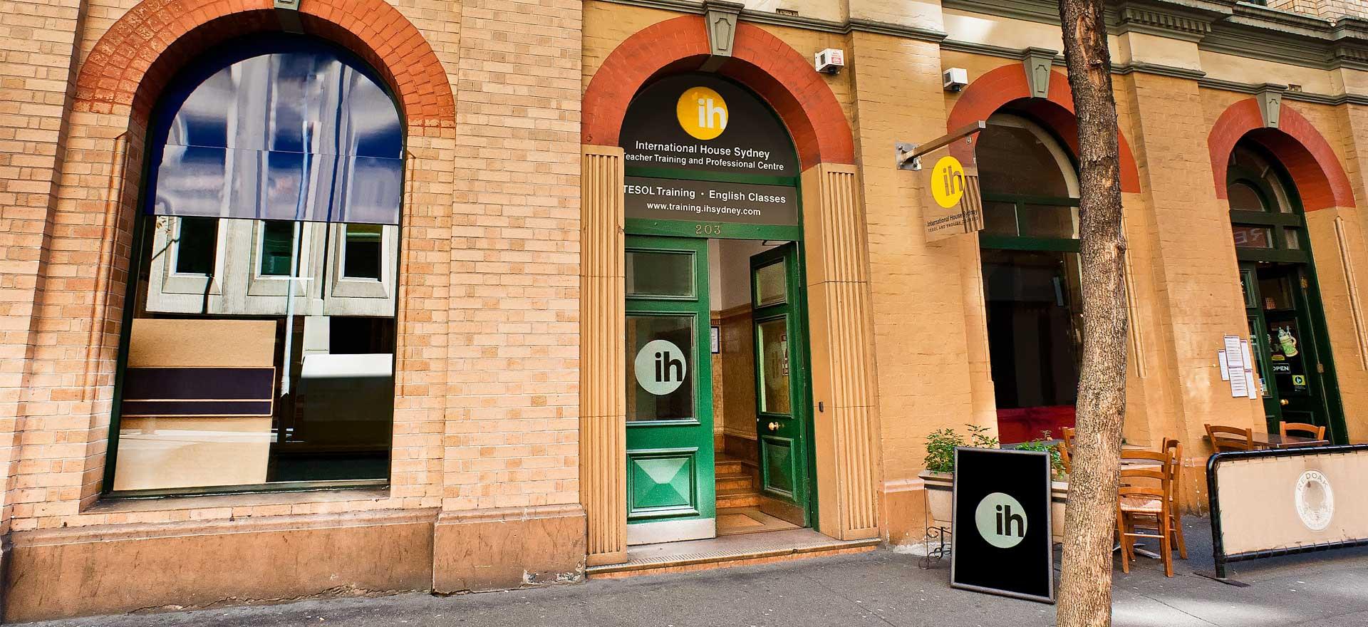 IH Melbourne (International House) โรงเรียนสอนภาษาอังกฤษใหญ่ที่สุดในโลก