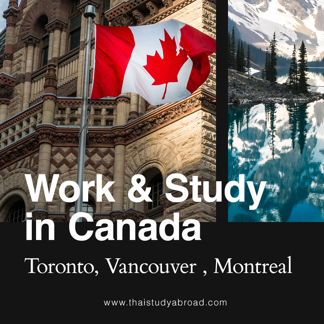wokr and study canada
