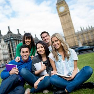 Studying abroad in London