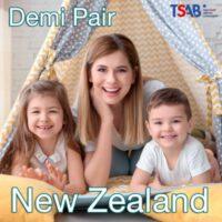 Demi Pair New Zealand