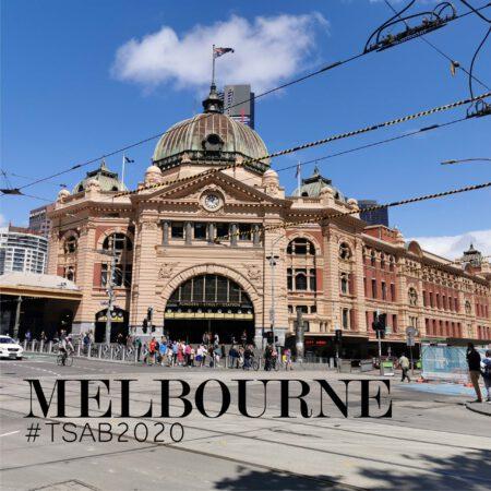 รีวิว Explore Australia with TSAB 2020 #โอโห้..เมลเบิร์น มันเดิ้นนจริงๆ