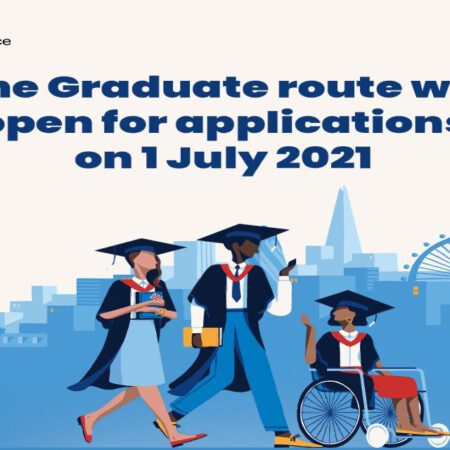 Graduate routeวีซ่าทำงานหลังจบประเทศอังกฤษ